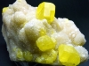 sulfur-on-aragonite
