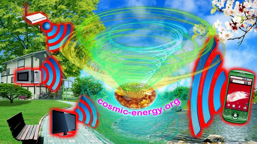 orgone energy captured how it works cosmic energy orgonites