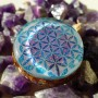 Flower of Life Orgone Pendant By Cosmic Energy 1