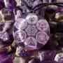 Sacred Geometry 5 Elements ORGONITE BY COSMIC ENERGY 1