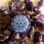 Seed of Life Orgone Pendant By Cosmic Energy 1