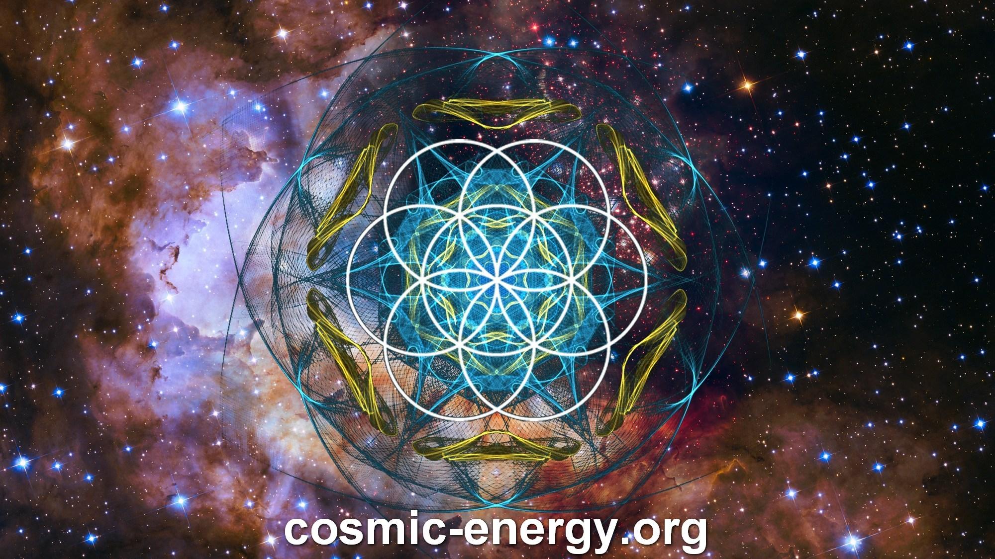 flower of life sacred geometry | Cosmic Energy ORGONITES