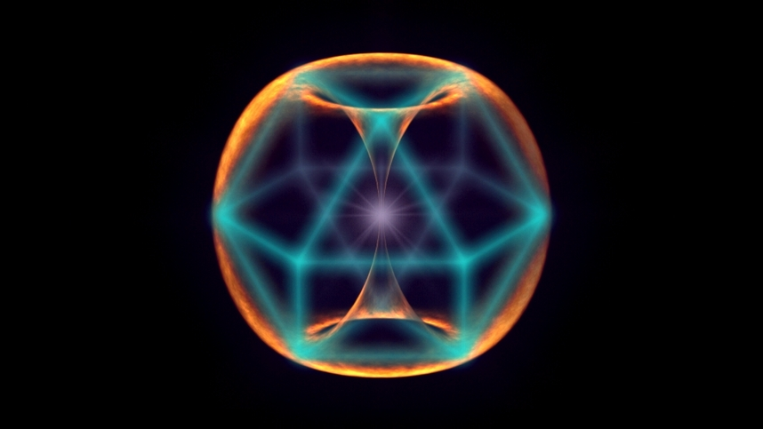 Vector equilibrium inside thorus