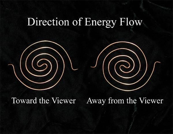SBB coil orgone cosmic energy