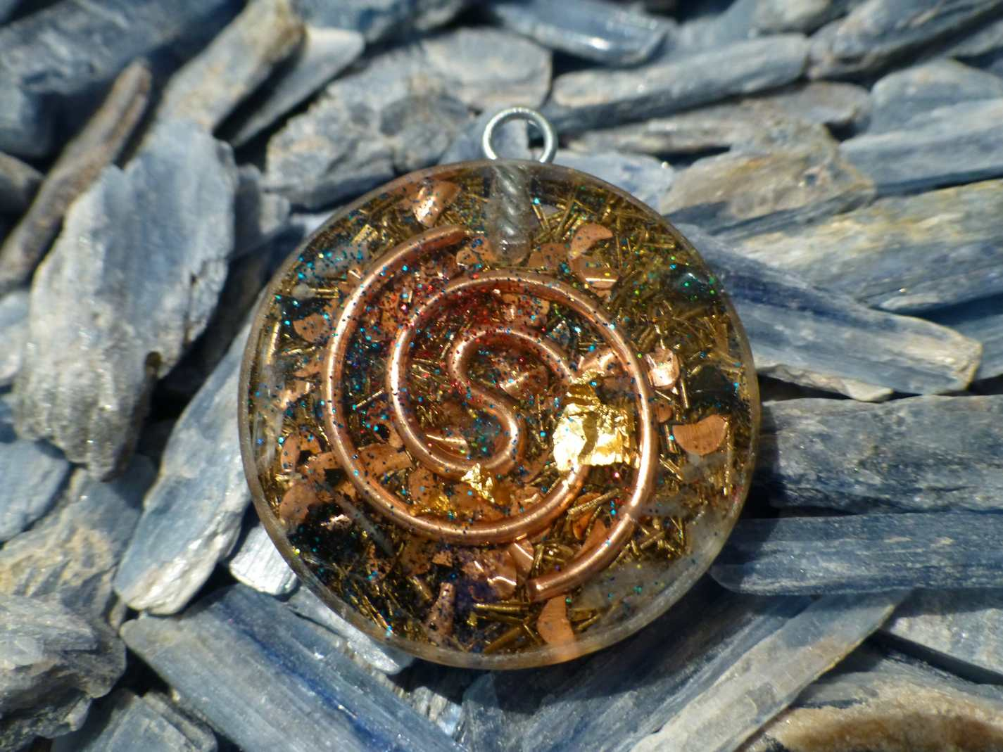 Merkaba inside flower of life orgone pendant orgone pendants by merkaba inside flower of life orgone pendant mozeypictures Choice Image