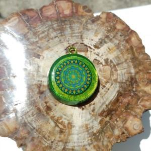 aztec mayan pendant