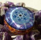 Seed of Life Spiritual Orgone Pendant