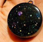 UNIVERSE Orgone Pendant – VIDEO Included*