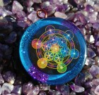 Rainbow Metatrons Cube
