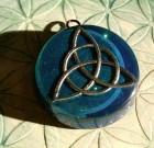 Triquetra Symbol – Holly Trinity Knot