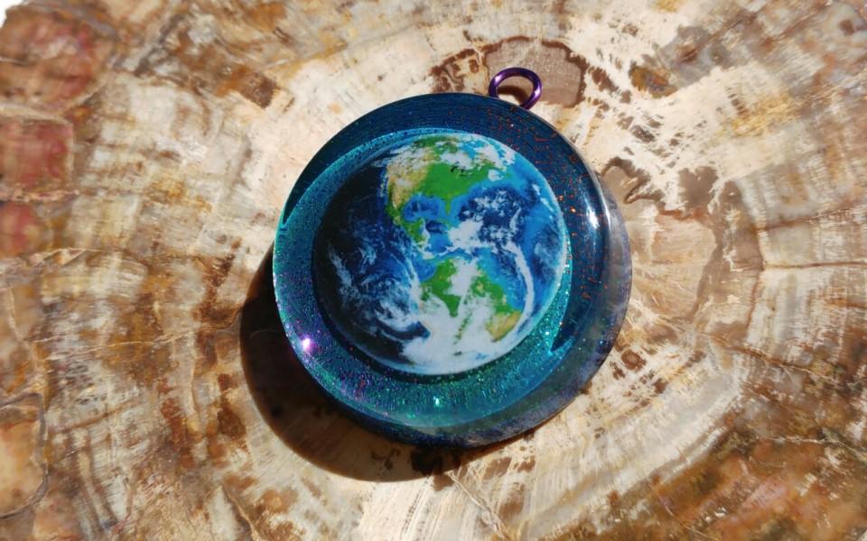 Planet Earth Sacred Feminine