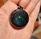 Deep Space UNIVERSE orgone pendant
